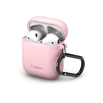 Spigen Silicone Case for Apple Airpods - Pink