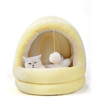Furball Cat Pat și canapea