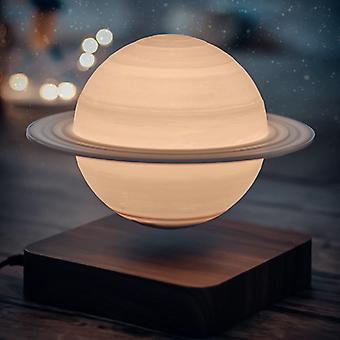 3d Printing 17cm Diameter Suspended Saturn Lamp Gift Lamp 3d Night Light Novelty Suspended Lamp
