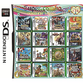 208 In 1 Album Video Game Card Cartridge Console Card For Nintendo Ds 3ds 2ds Nds Ndsl Ndsi
