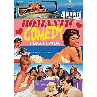 Romantic Comedy Collection 4-Movie Pack [DVD] USA import
