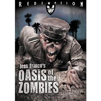 Oasis of the Zombies [DVD] USA import