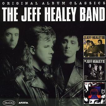 Jeff Healey Band - importation USA Original Album Classics [CD]