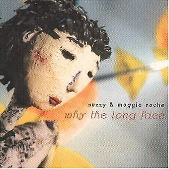 Maggie Roche & Suzzy - varför långt möter? [CD] USA import