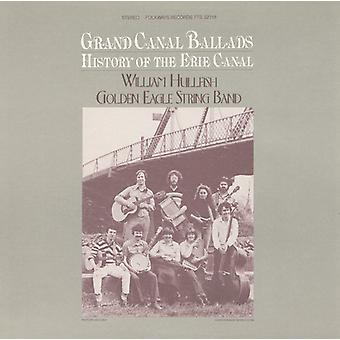 Golden Eagle String Band - Grand Canal Ballads: History of the Erie Canal [CD] USA import