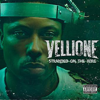 Vellione - Stranded on the Wire [CD] USA import