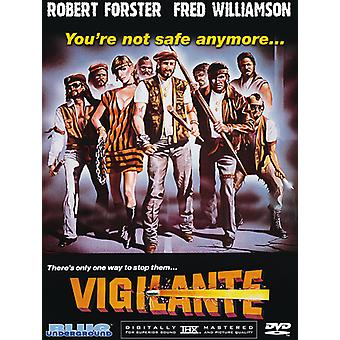 Vigilante [DVD] USA import