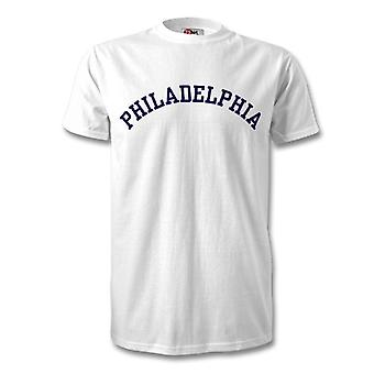 Philadelphia College Style Kids T-Shirt