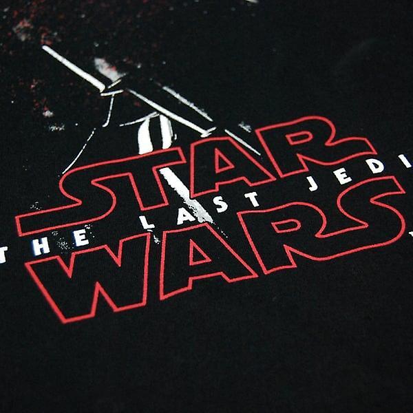 Star Wars Mens The Last Jedi Elite Praetorian Guard T Shirt Black