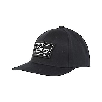 Billabong ommuurde stretch Cap in zwart