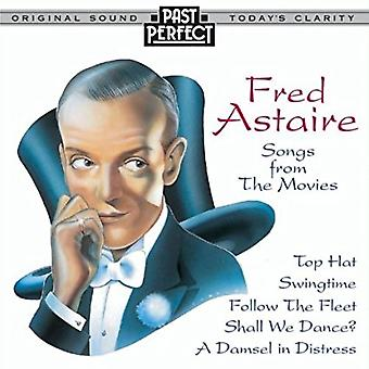 Fred Astaire: Utwory z filmów 1930 roku & 40s [Audio CD]