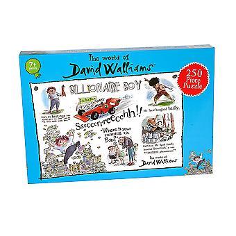 David Walliams - 250 stuk puzzel