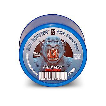 "Mill-Rose 70886 0.5"" Blue Monster Thread Seal Tape"