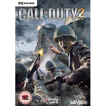 Call of Duty 2 (PC DVD) - Uusi