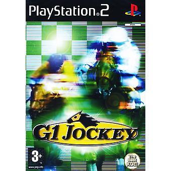 G1 Jockey The Best Of Koei (PS2) - As New