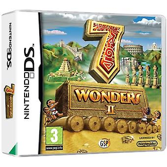 7 Wonders II (Nintendo DS) - New