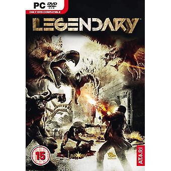 Legendarisk (PC CD)-ny