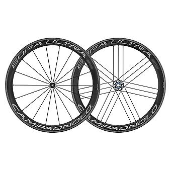 Campagnolo carbon Wheelset Bora ultra 50 / / 9s-11s (dark label)