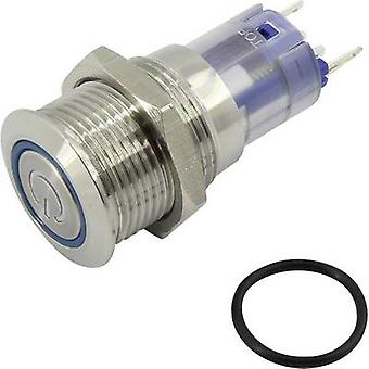 TRU COMPONENTS LAS2GQF-11ET/R/12V/S/P Pushbutton 48 V DC 2 A 1 x On/(On) IP65 momentaneo 1 pc(s)