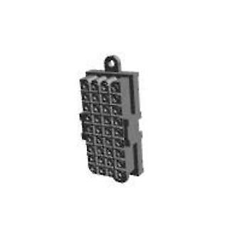 TE Connectivity Socket kabinet - PCB Metrimate samlede antal stifter 36 kontakt afstand: 5 mm 207534-8 1 computer(e)