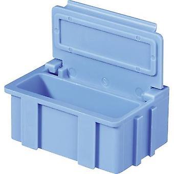 Licmimořádné N22222 SMD box Barva: bílá 1 PC (L x W x H) 37 x 12 x 15 mm