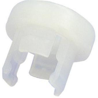 Richco LEDHPM-1 LED socket Polyamide 6.6 Suitable for LED 5 mm Snap-in