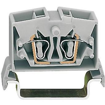 Configuración del resorte WAGO 731 264 continuidad 10 mm tracción: L gris 1 PC