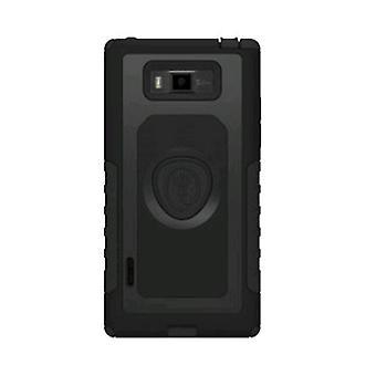 Trident Aegis Case voor LG US730/VS730 Splendor (zwart) - AG-LG-SPLDR-BK