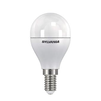 1 x Sylvania ToLEDo Ball Dimmable E14 V3 5.6W Homelight LED 470lm [Energy Class A+]