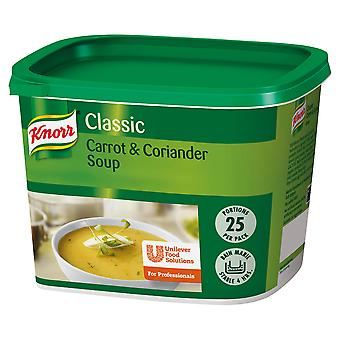 Knorr Professional Carrot & Coriander Soup Mix