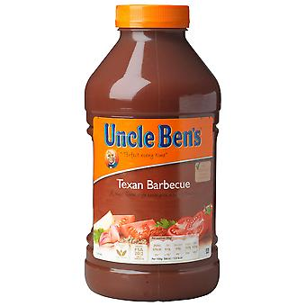 Uncle Ben's Professional Texan BBQ Sauce