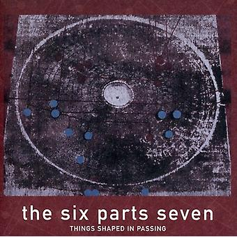 Six Parts Seven - Things Shaped in Passing [CD] USA import