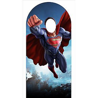Superman Stand-in Cardboard Cutout / Standee  - Man Of Steel