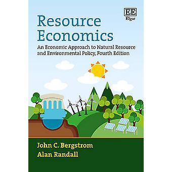 Resource Economics - taloudellinen lähestymistapa luonnonvarojen ja Envi