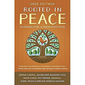 Enracinée dans la paix