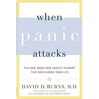 Wanneer paniekaanvallen: De nieuwe, drugsvrije angst therapie die kan uw leven veranderen