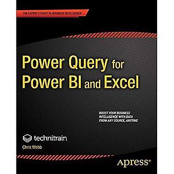 Query di potenza per potere BI ed Excel