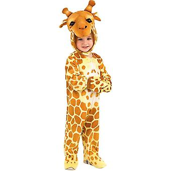 Giraffe Child Costume