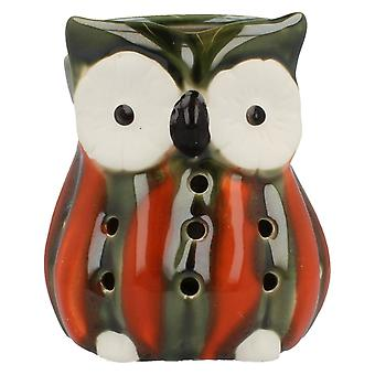Aroma Accessories Owl Electric Wax Melt Burner VC966