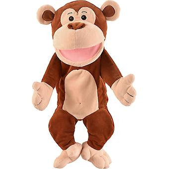 Bewegende mond Hand Puppet - grote aap