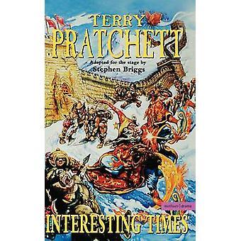 Terry Pratchett Interesting Times by Briggs & Stephen