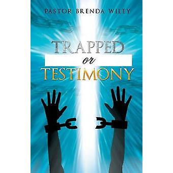 Gevangen of getuigenis door Wiley & Pastor Brenda