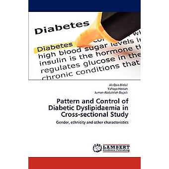 Patroon en controle van diabetische Dyslipidaemia in afmeting studie door Qais Blebil & Ali