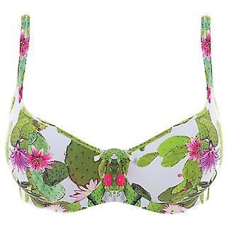 Freya Cactus As3880 Wp Underwired, Padded Sweetheart Bikini Top