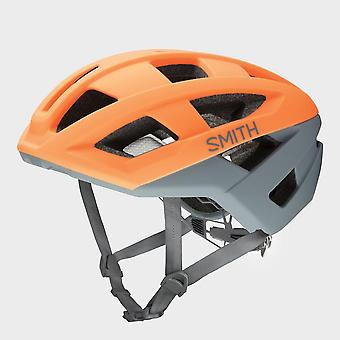 New Smith Portal Cycling Helmet Orange