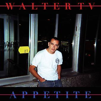 Walter TV - Appetite [CD] USA import