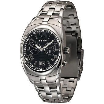 Zeno-Watch Herrenuhr Race Alarm 291Q-g1M