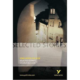 De Nota's van York op Charles Dickens: geselecteerde verhalen (een hymne van Kerstmis, SignalMan, het verhaal van de slechte relatie)