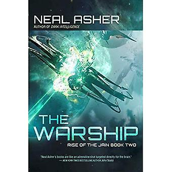 The Warship: Rise of the Jain, Book Two (Rise of the Jain)
