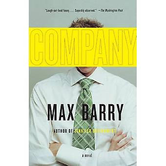 Company by Max Barry - 9781400079377 Book